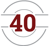 Celebrating over 40 years in business